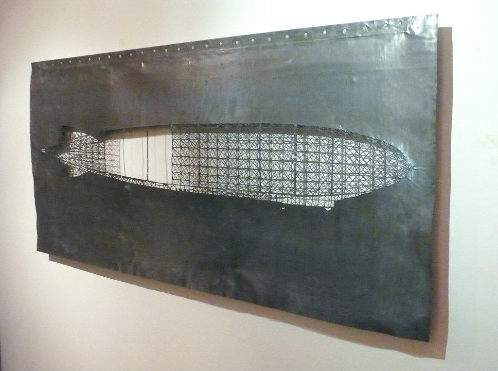 Airship (detail), 2008