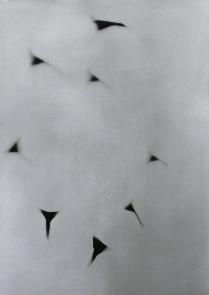 Untitled II, 2010.